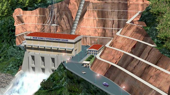 Thử tải Thiết bị nâng - Thủy điện Nậm Công 2